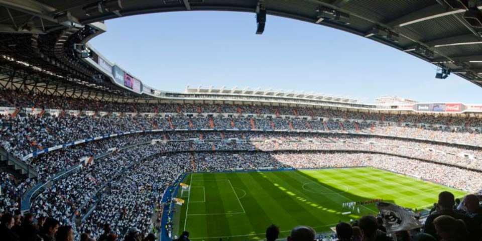 Los 10 estadios con más ingresos en Europa - Foto de Internet