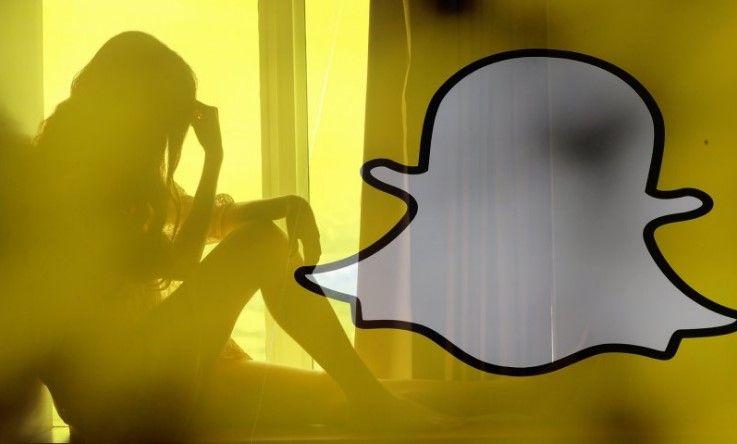 Papá salva a hija de trata de personas que operan por Snapchat - Imagen de The Daily Beast