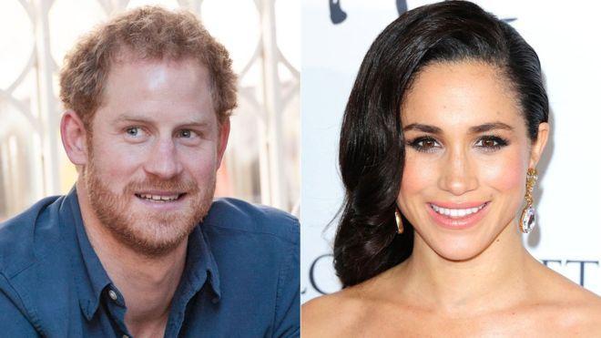 Príncipe Harry pide frenar ataques contra su novia Meghan Markle - Foto de Internet