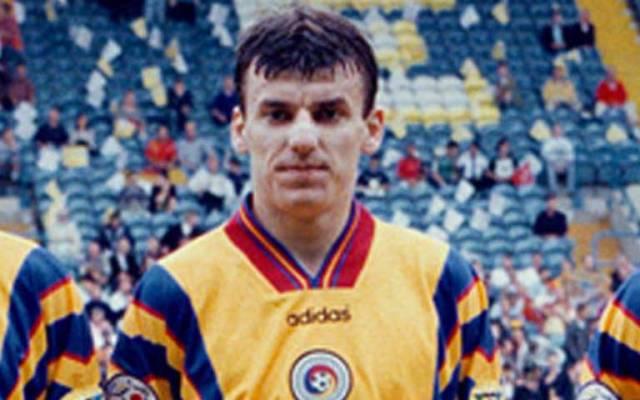 Muere el exfutbolista rumano Daniel Prodan a los 44 años - Foto de Alamy