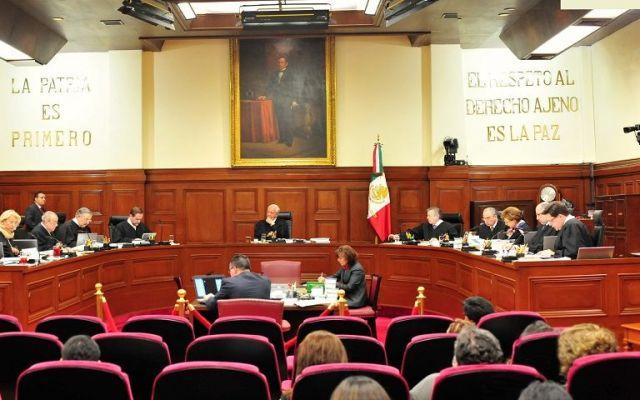 SCJN admite controversias contra Ley de Seguridad Interior - Foto de Internet
