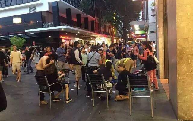 Explosión en restaurante de Australia deja 16 heridos - Foto de @cctvnews