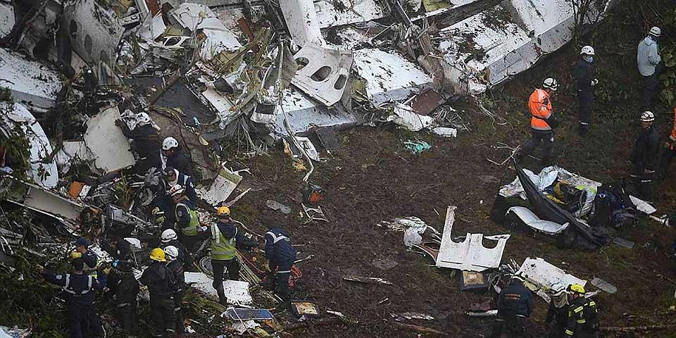 Seis empleados de FOX Sports murieron en accidente de avión - El siniestro dejó un total de 71 muertos. Foto de Getty