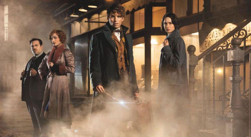 J.K. Rowling ya escribe la tercera parte de 'Fantastic Beasts'