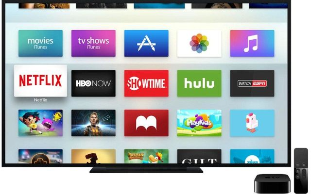 Apple TV tendrá inicio de sesión único