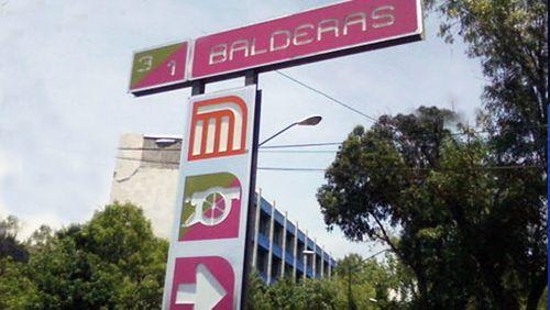 Metro Balderas. Foto de MXCity