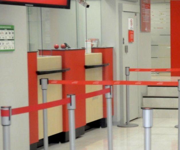Bancos cerrarán el próximo lunes - Foto de Internet