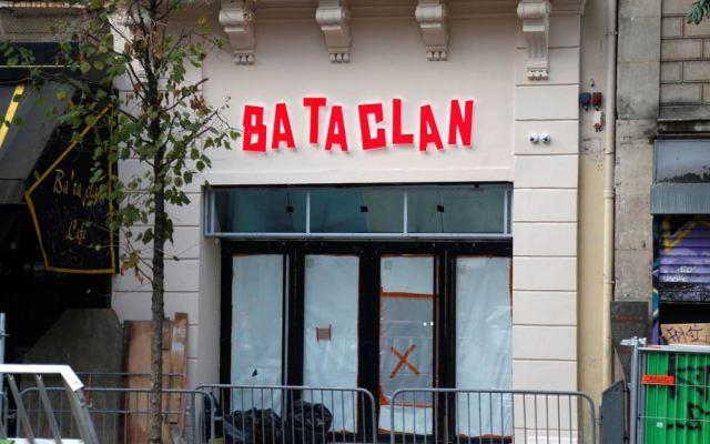 Reabrirá el Bataclan con concierto de Sting - Foto de Reuters