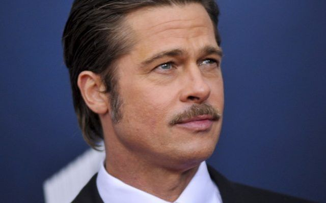 Brad Pitt aparece por primera vez desde el anuncio de su divorcio