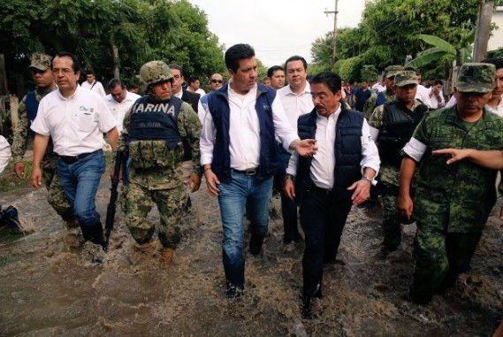 Declararán zona de emergencia al sur de Tamaulipas