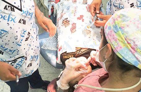 clínica de bebés I