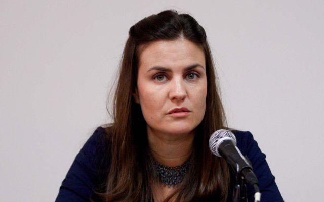 Decisión de desechar iniciativa sobre matrimonios igualitarios es inexplicable: Alexandra Haas - Foto de Internet