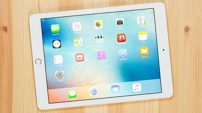 Próximo iPad podría eliminar el botón de inicio - Foto de Internet