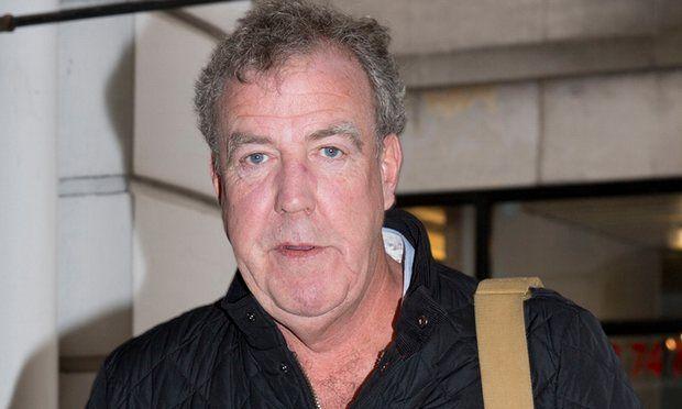 Jeremy Clarkson llama a un hombre 'gusano argentino' - Foto de Archivo