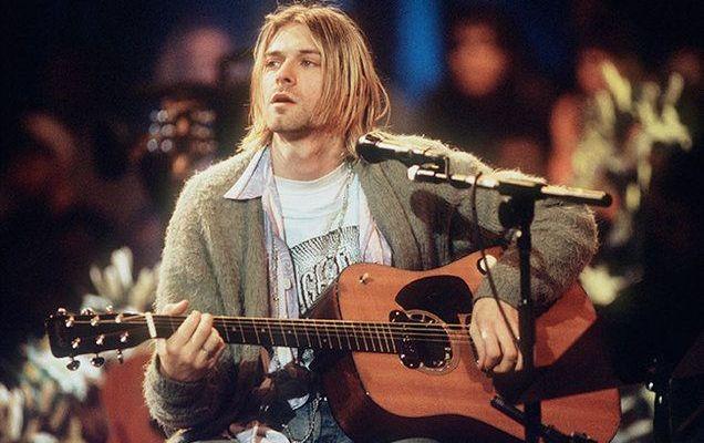 Subastarán artículos de Kurt Cobain, Michael Jackson y más - Kurt Cobain. Foto de Billboard