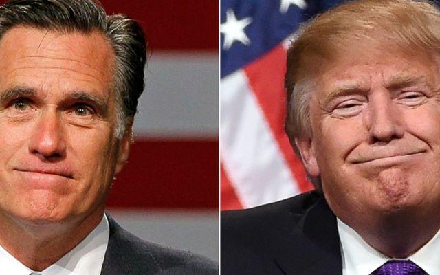 Mitt Romney podría ser el nuevo secretario de Estado de Estados Unidos