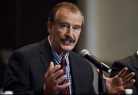Vicente Fox llama 'mafioso' a Donald Trump