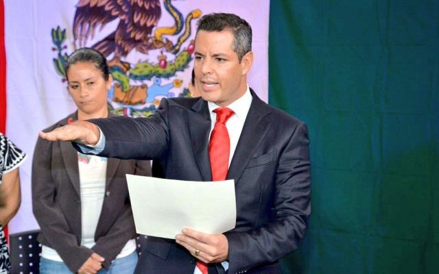 En lo oscurito, Murat se convierte en gobernador de Oaxaca - Foto de archivo