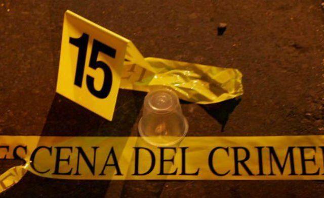 Asesinan a dos sujetos en Oaxaca - Foto de archivo