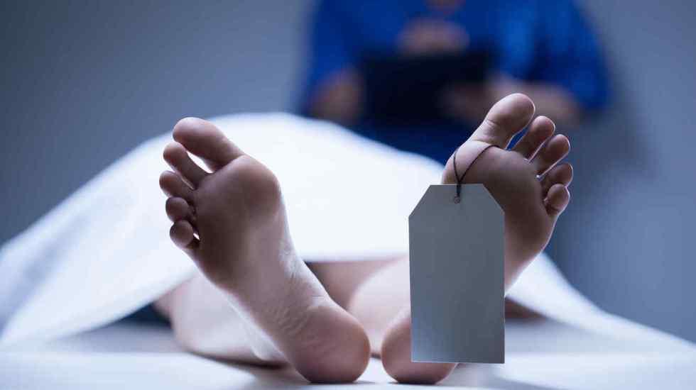Joven despierta en morgue tras borrachera - Foto de Internet