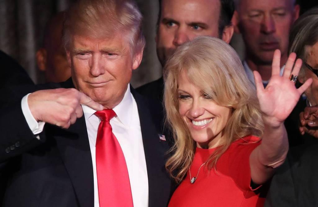 Tuit de Trump por investigación del despido de Comey fue irónico: Conway