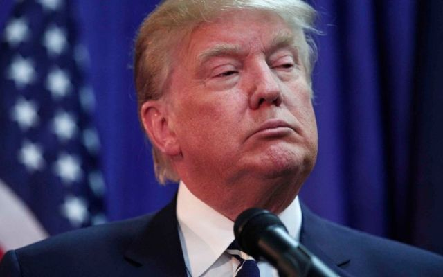Trump compara actitud de los servicios de Inteligencia con la Alemania Nazi - El muro fue una de las principales propuestas de campaña de Trump. Foto de archivo