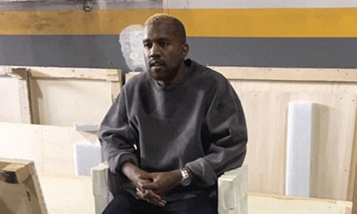 Kanye West reaparece en público tras ser hospitalizado