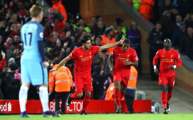 Liverpool vence al Manchester City y es sublíder de la Liga Premier - Foto de @LFC