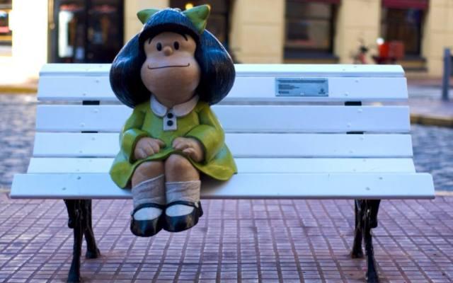 Cuando Mafalda vio la luz por primera vez en Argentina