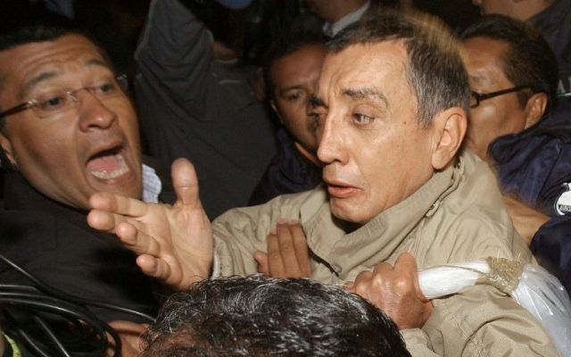 Trasladan a Mario Villanueva al Reclusorio Norte - Foto de Internet