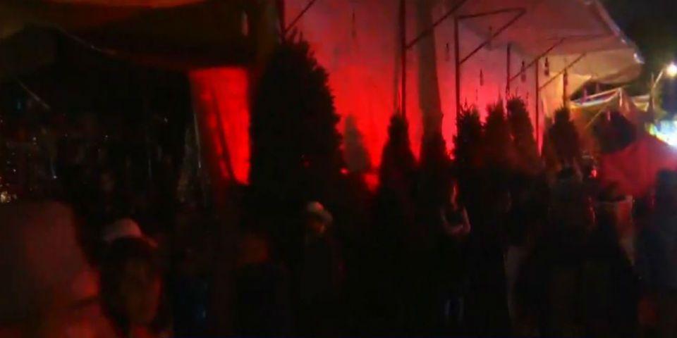 Bomberos impiden incendio en Mercado de Jamaica - Foto de Foro TV