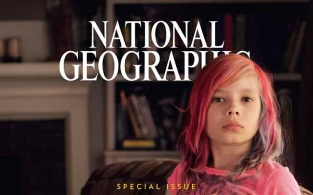 National Geographic mostrará a niña transgénero en su portada - Foto de National Geographic