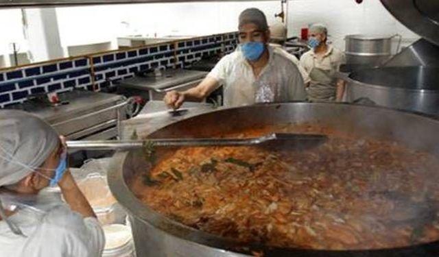 Menú para cena de Año Nuevo en reclusorios capitalinos - Foto de Posta