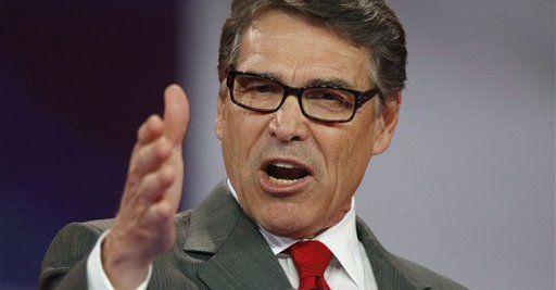Trump elige a Rick Perry como secretario de Energía