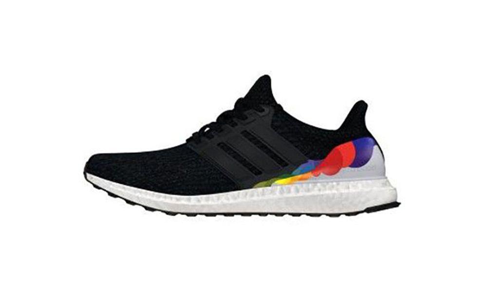 Los nuevos tenis LGBTI de Adidas