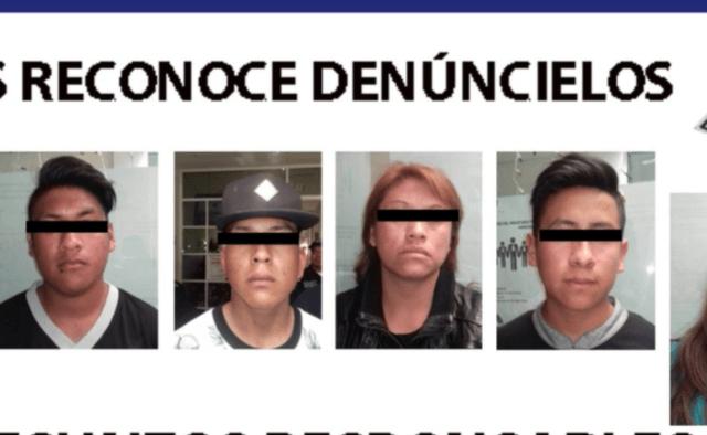 Video: detienen a seis por saqueos en Cuatitlán Izcalli