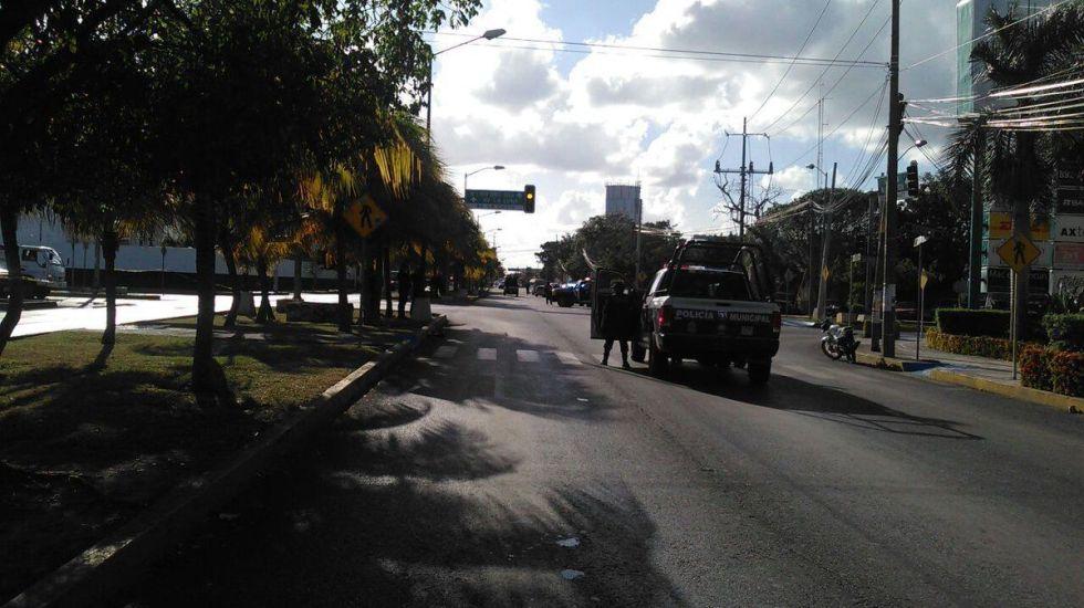 Tiroteos en Cancún dejan al menos tres muertos