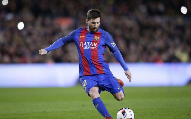 Messi pide fin de la guerra en Siria