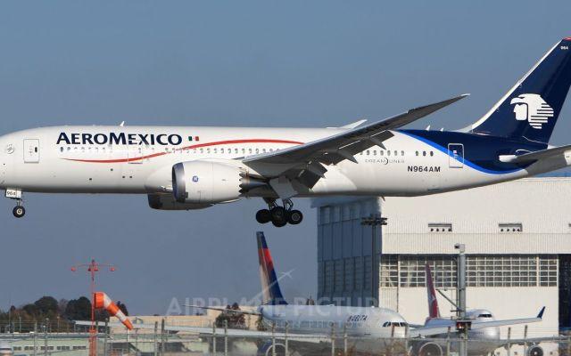 Aeroméxico anuncia nueva ruta a Seúl - Foto de Internet