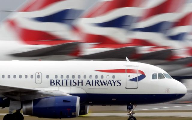 British Airways cancela vuelos por huelga - Foto de Internet