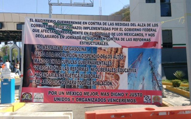 CETEG retiene a empleado de Gobernación de Guerrero - Foto de Quadratín