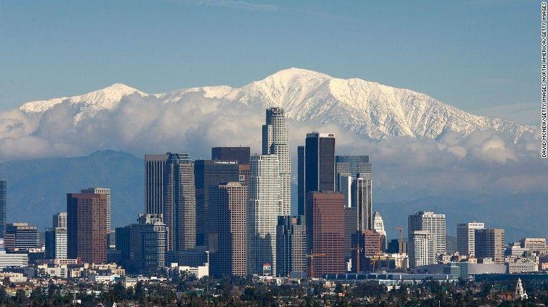 Los cinco lugares más caros para vivir en 2017 - Los Ángeles. Foto de Internet