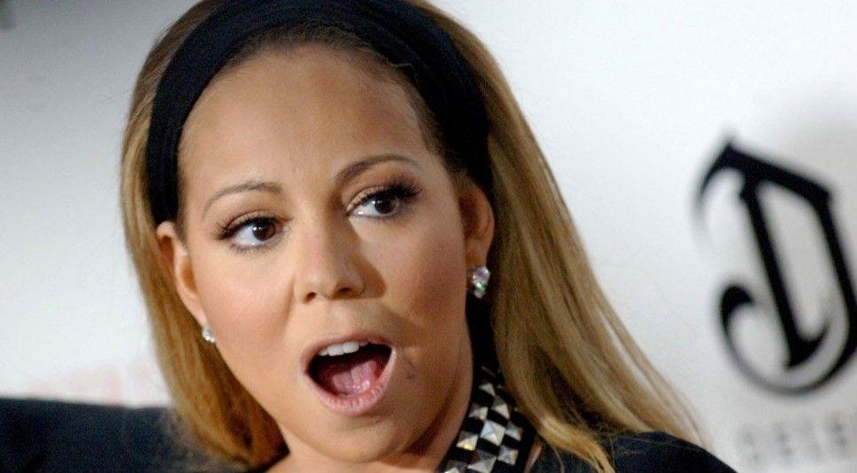 Vandalizan estrella de Mariah Carey en Paseo de la Fama