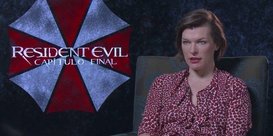 Exclusiva: Milla Jovovich habla acerca de 'Resident Evil: The Final Chapter'