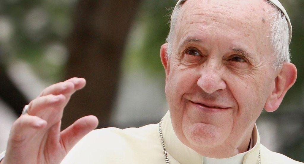 Papa Francisco también tapa su webcam - Foto de archivo