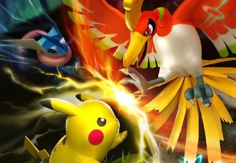 Lanzan Pokémon Duel