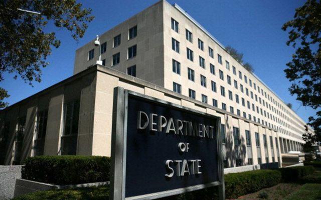 Dejan sus cargos toda la administración senior del Departamento de Estado - El Departamento de Estado. Foto de Getty