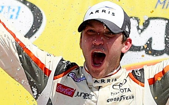 Por primera vez un mexicano competirá en el máximo circuito de NASCAR