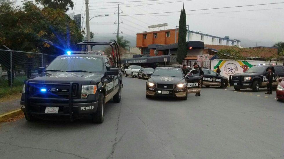 Reacciones internacionales por agresión en colegio de Monterrey - Foto de Twitter