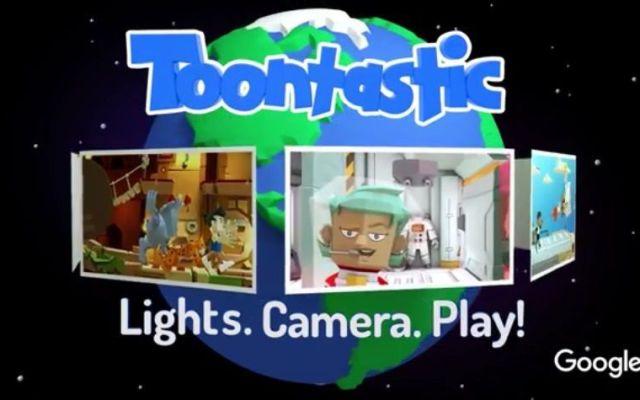 Google lanza Toontastic 3D